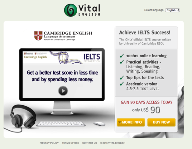 IELTS and BULATS
